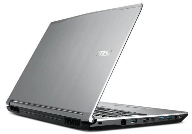 MSI announces the all new Prestige Series laptop 35