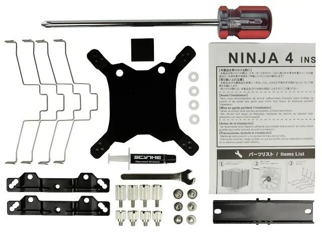 Scythe presents new Ninja 4 CPU Cooler 17