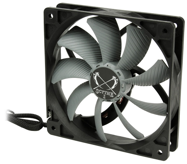 Scythe presents new Ninja 4 CPU Cooler 15