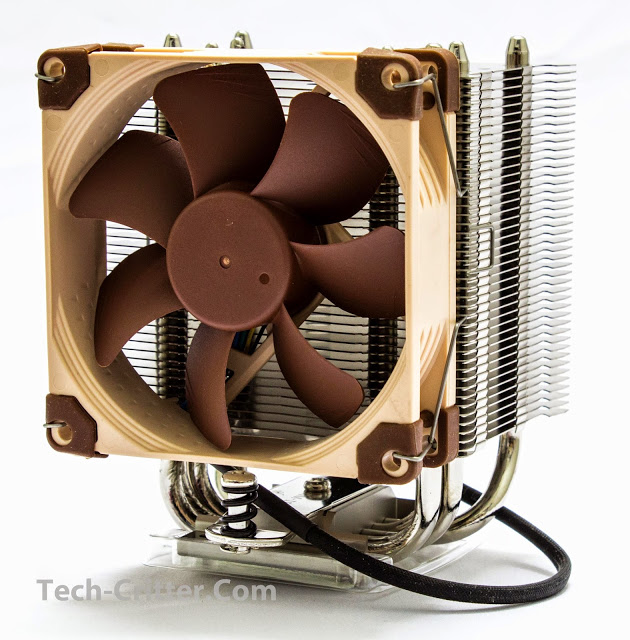 Unboxing & Review: Noctua NH-U9S 78