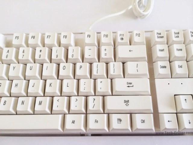 Unboxing & Review: i-Rocks IK6 Crystal USB Keyboard 48