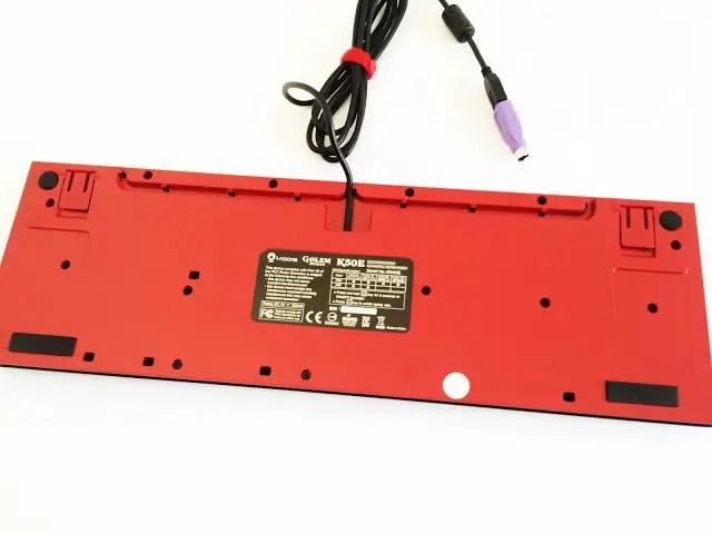 Unboxing & Review: i-Rocks Golem Series K50E Illuminated Gaming Keyboard 57