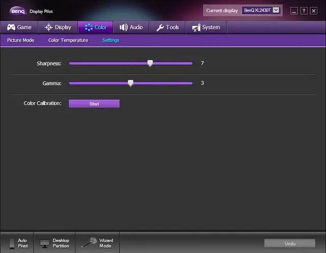 Review: BenQ XL2430T Gaming Monitor 114