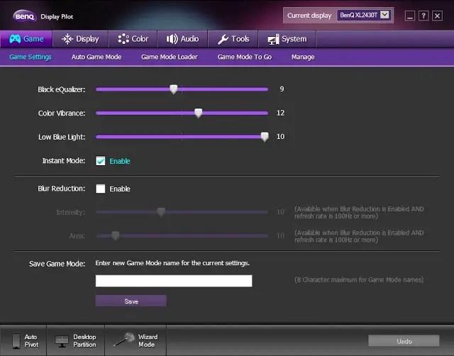 Review: BenQ XL2430T Gaming Monitor 106