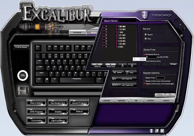 Unboxing & Review: Tesoro Excalibur Spectrum Mechanical Gaming Keyboard 25