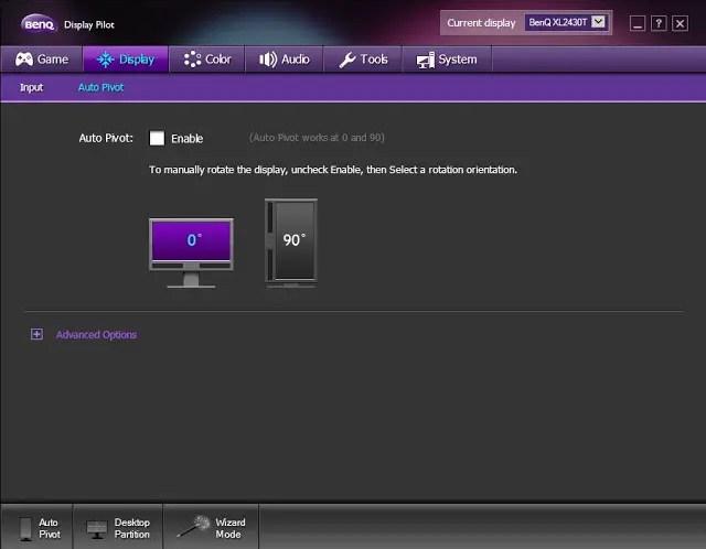 Review: BenQ XL2430T Gaming Monitor 111