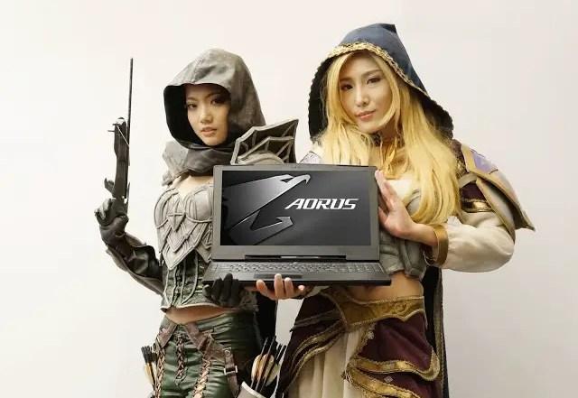 AORUS X5 Earth's Most Powerful Slim Gaming Laptop 4