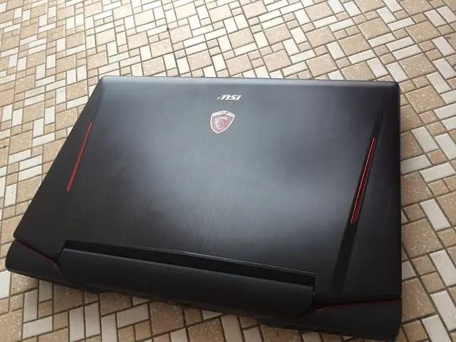 MSI GT80 2QE Titan SLI Gaming Notebook Review 69
