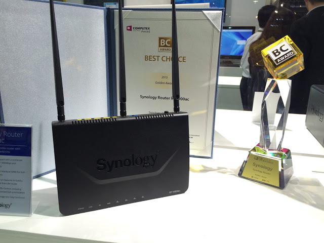 Synology enters the router market with its new RT1900ac Wireless Router 2