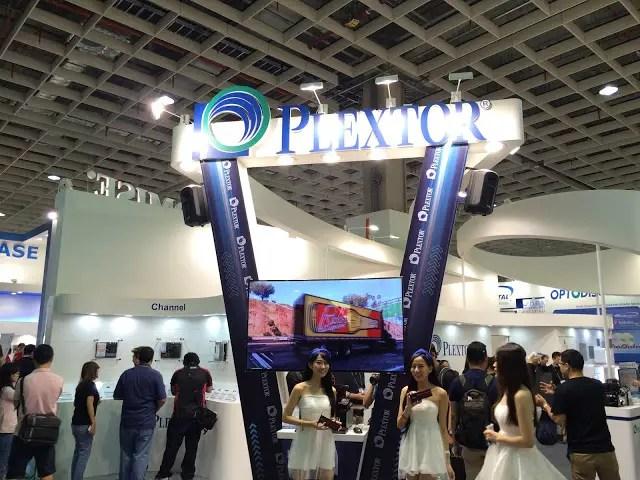 Plextor unveils its privacy protection software PlexVault for its latest PCIE SSD M7e 1