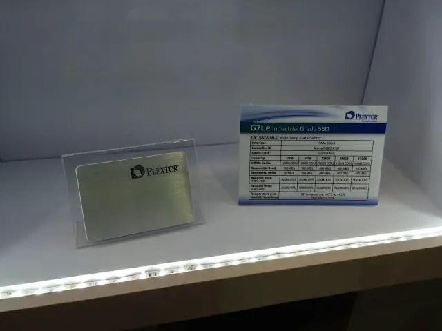 Plextor unveils its privacy protection software PlexVault for its latest PCIE SSD M7e 3