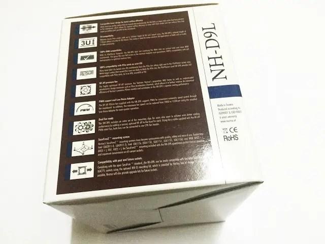 Unboxing & Review: Noctua NH-D9L 4