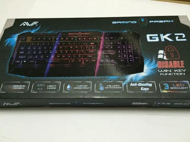 Unboxing & Review: AVF Gaming Freak AKB-GK2 Gaming Keyboard 39
