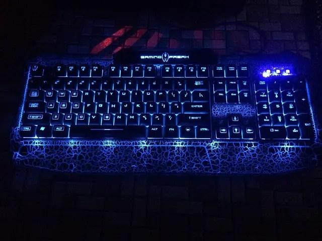 Unboxing & Review: AVF Gaming Freak AKB-GK2 Gaming Keyboard 50
