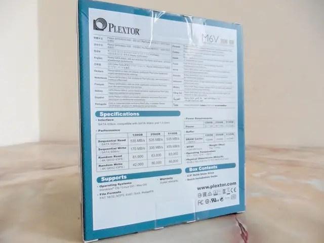 Plextor M6V 256 GB SSD Review 3