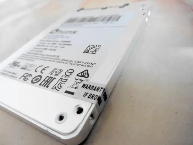Plextor M6V 256 GB SSD Review 7