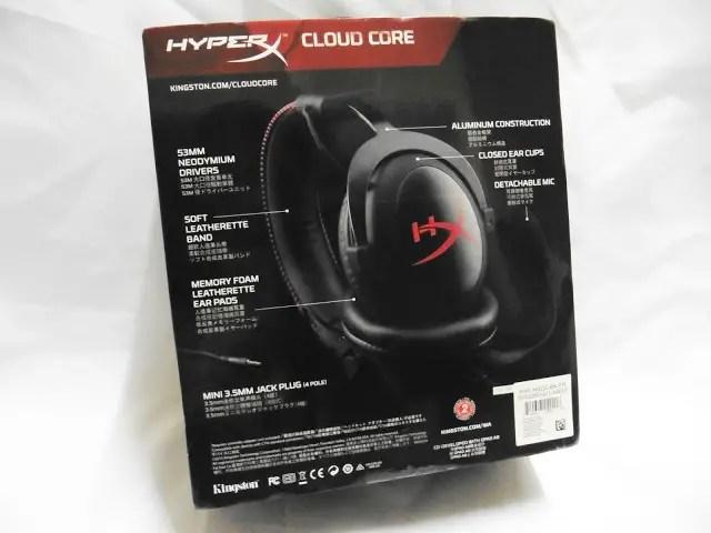 Unboxing & Review: Kingston HyperX Cloud Core 41