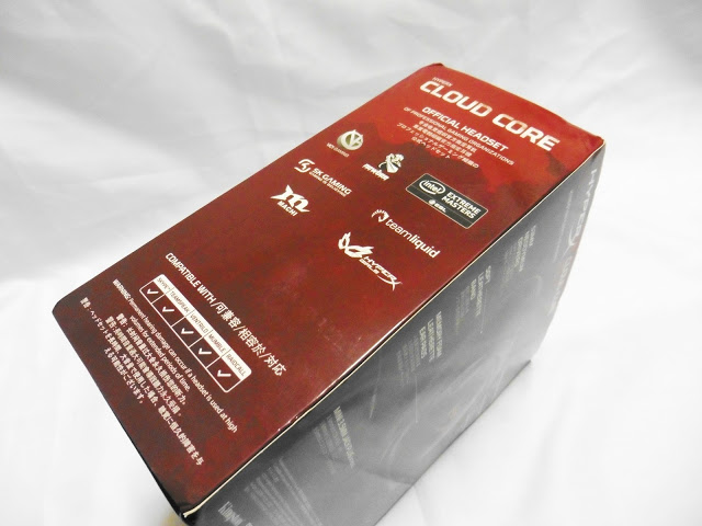 Unboxing & Review: Kingston HyperX Cloud Core 42