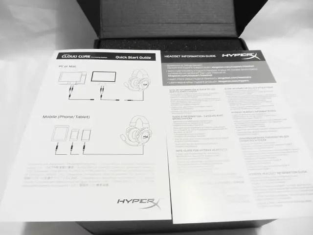 Unboxing & Review: Kingston HyperX Cloud Core 44