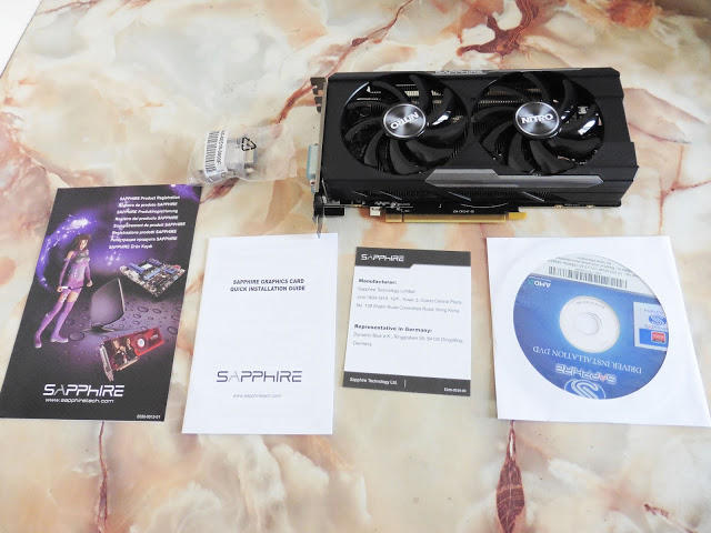 Unboxing & Review: Sapphire Nitro R7 370 4GB 36