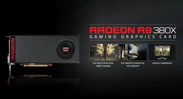 AMD unveils its latest Radeon R9 380X Graphics Card 1