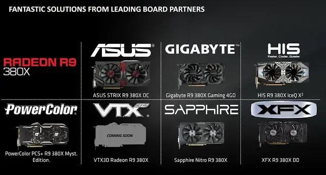 AMD unveils its latest Radeon R9 380X Graphics Card 4