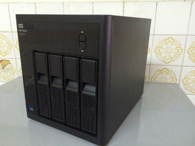 WD My Cloud Business Series DL4100 24TB NAS Review 6