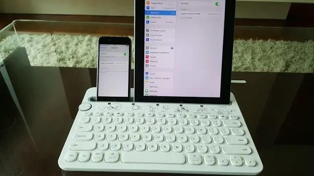 Unboxing & Review: Logitech K480 Bluetooth Multi-Device Keyboard 27