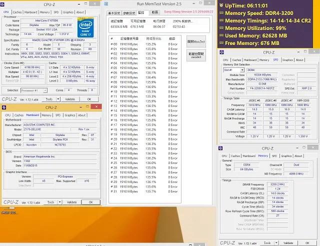 G.SKILL Announces DDR4-3200MHz CL14 64GB(4x16GB) Memory Kit 22
