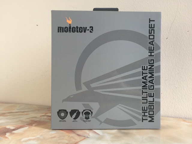 Unboxing & Review: Armaggeddon Molotov-3 Mobile Gaming Headset 1
