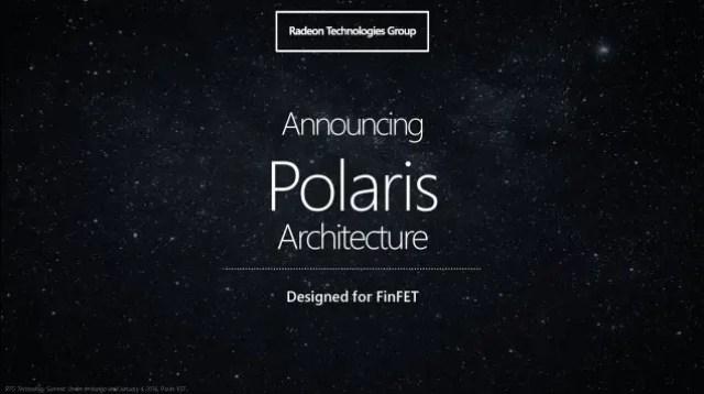 AMD Demonstrates Revolutionary 14nm FinFET Polaris GPU Architecture 3