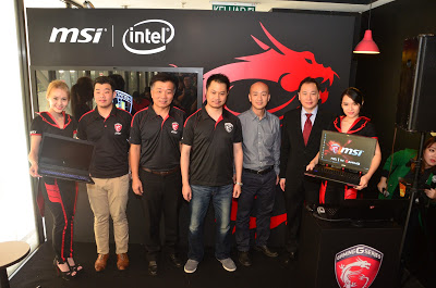 MSI Very First Concept store at Malaysia 18