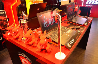 MSI Very First Concept store at Malaysia 5
