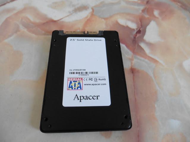 Unboxing & Review: Apacer AS510S Pro Series SSD 256GB 6
