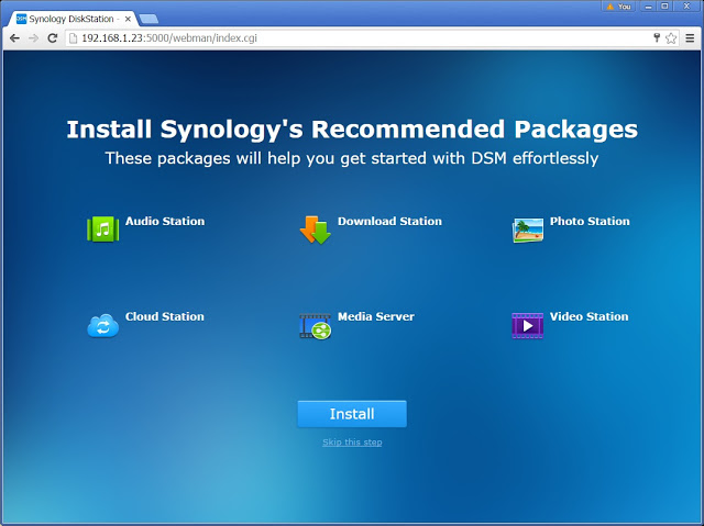 Unboxing & Review: Synology DiskStation DS216+ 2-Bay NAS 15