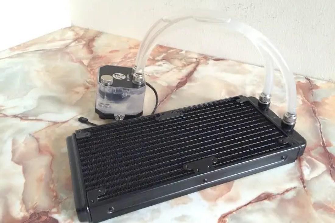 Unboxing & Review: Raijintek Triton 280 Liquid Cooler 40