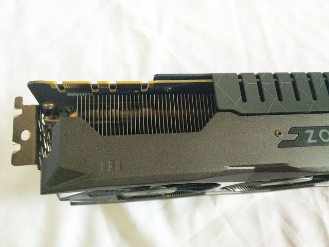 Unboxing & Review: ZOTAC GeForce GTX 980 Ti AMP! Extreme Edition 45