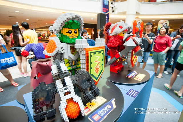 Event Coverage: Lego Nexo Knights Launching 2