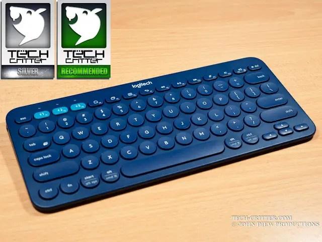 Unboxing & Review: Logitech K380 Bluetooth Multi Device Keyboard 56