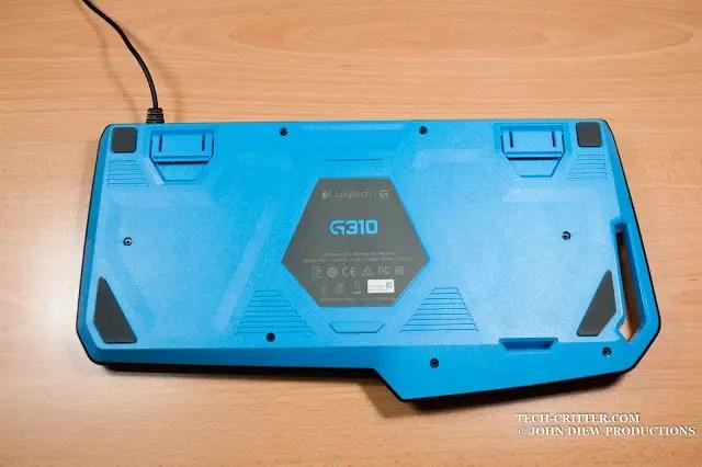 Unboxing & Review: Logitech G310 Atlas Dawn 11