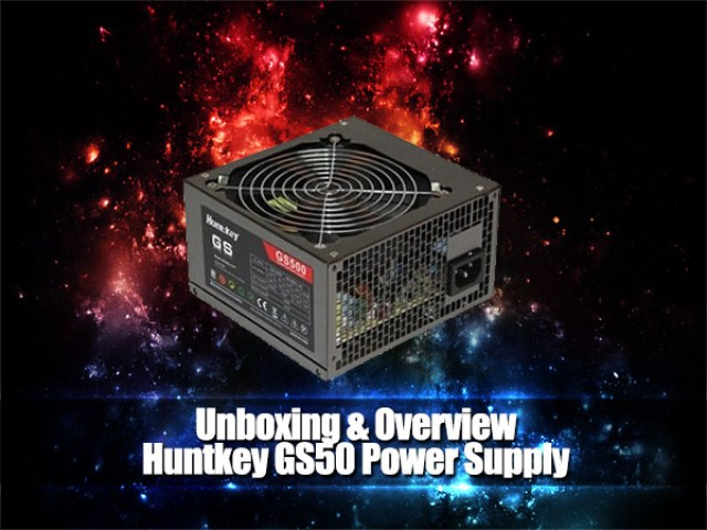 Unboxing and Overview: Huntkey GS500 Power Supply 23