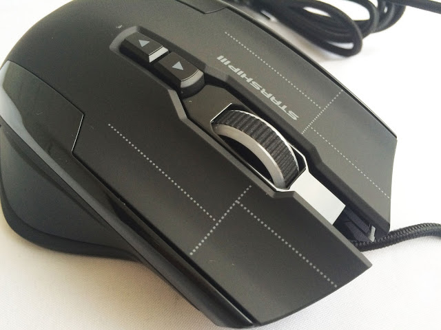Unboxing & Review: Armaggeddon NRO-5 Starship III Gaming Mouse 12