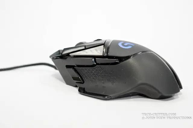Unboxing & Review: Logitech G502 Proteus Spectrum 75