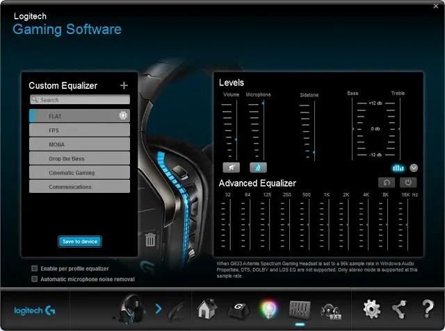 Unboxing & Review: Logitech G633 Artemis Spectrum 26