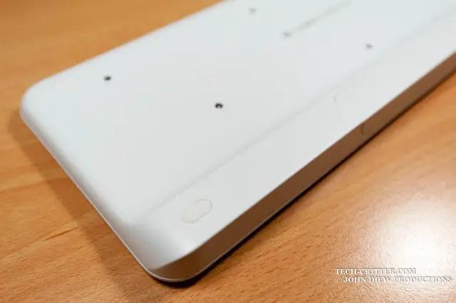 Unboxing & Review: Logitech Wireless Touch Keyboard K400 Plus 54