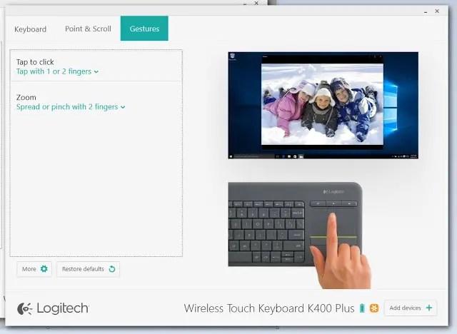Unboxing & Review: Logitech Wireless Touch Keyboard K400 Plus 64