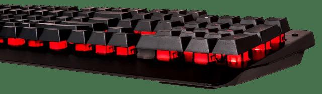 Tt eSPORTS reveals the new CHALLENGER EDGE Membrane Gaming Keyboard 11