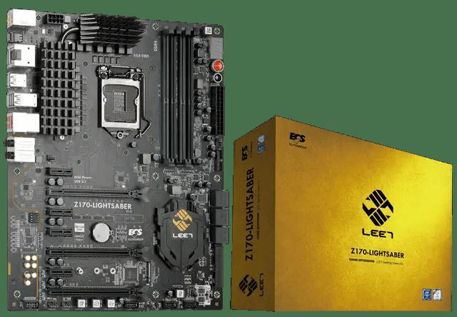 ECS launches its brand new LEET GAMING motherboard & LIVA mini PC at Computex 2016 8