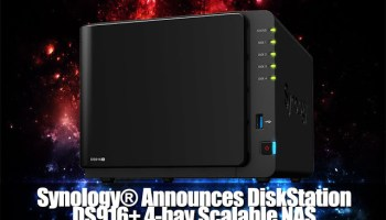 Synology® Releases DiskStation Manager 6 0 Beta