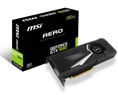 MSI Announces Its New GeForce GTX 1080 Graphics Cards Lineup 16
